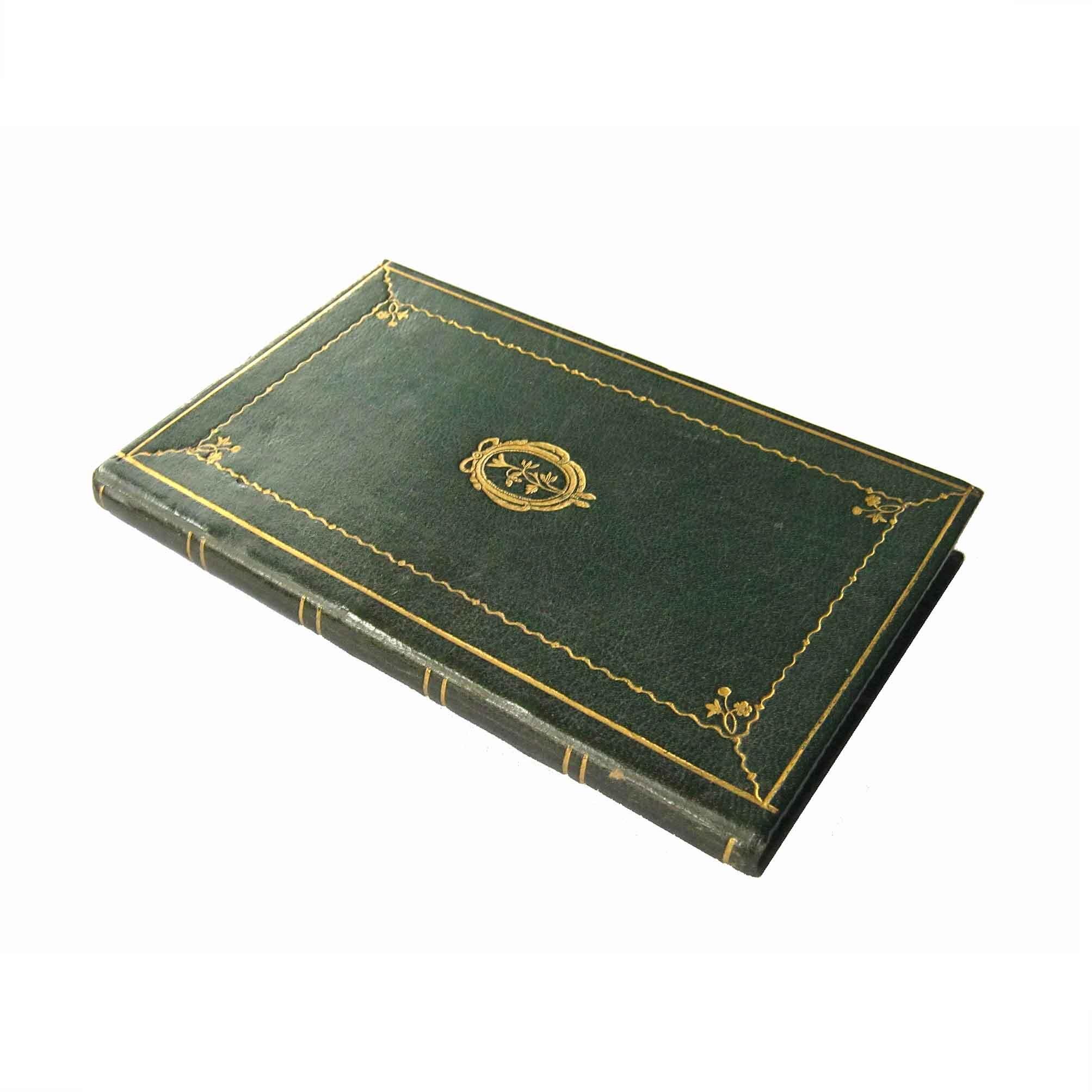 5630 Denkschrift Tugendfreunde 1792 Einband frei N