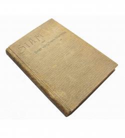 Hesse-Wartegg Siam 1899 Cover