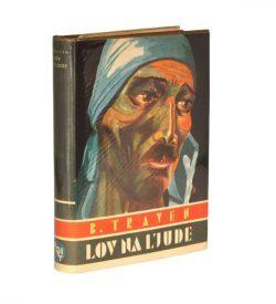 Traven Bihaly Ljude Nolit 1937 Umschlag