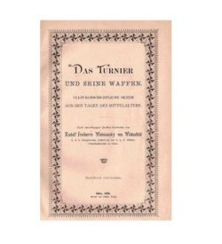 Wodniansky Turnier Güns 1896 Titel