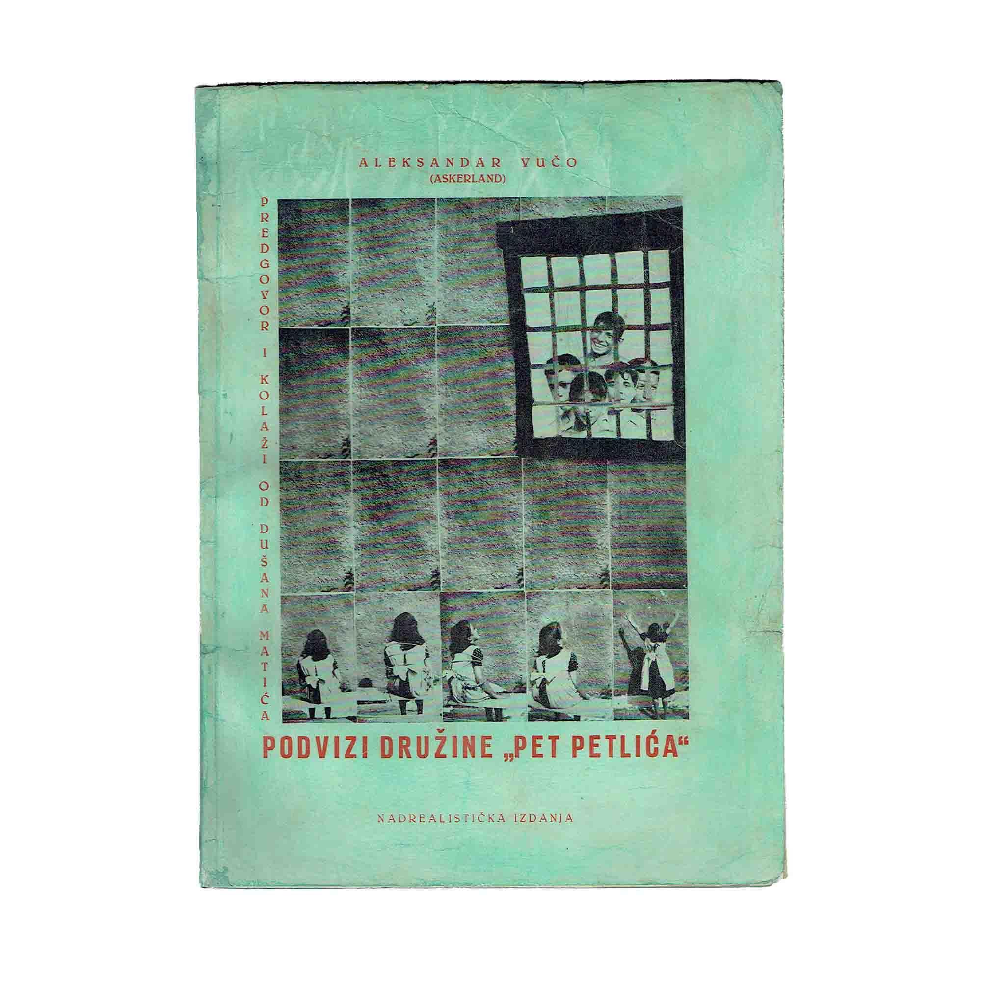 5694 Vuco Matic Pet Petlica 1933 Cover free N