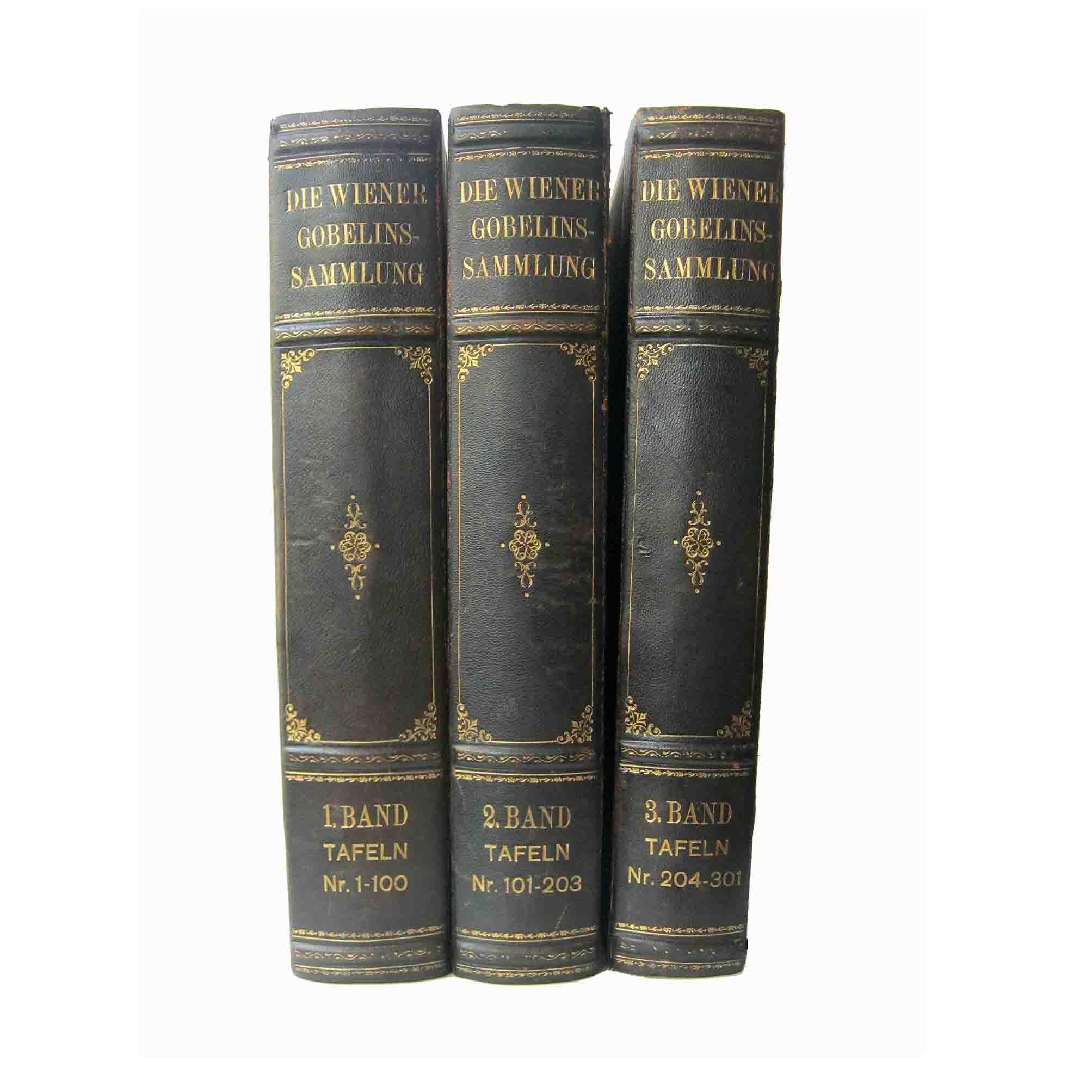 5696 Baldass Wiener Gobelins 1920 Covers free N