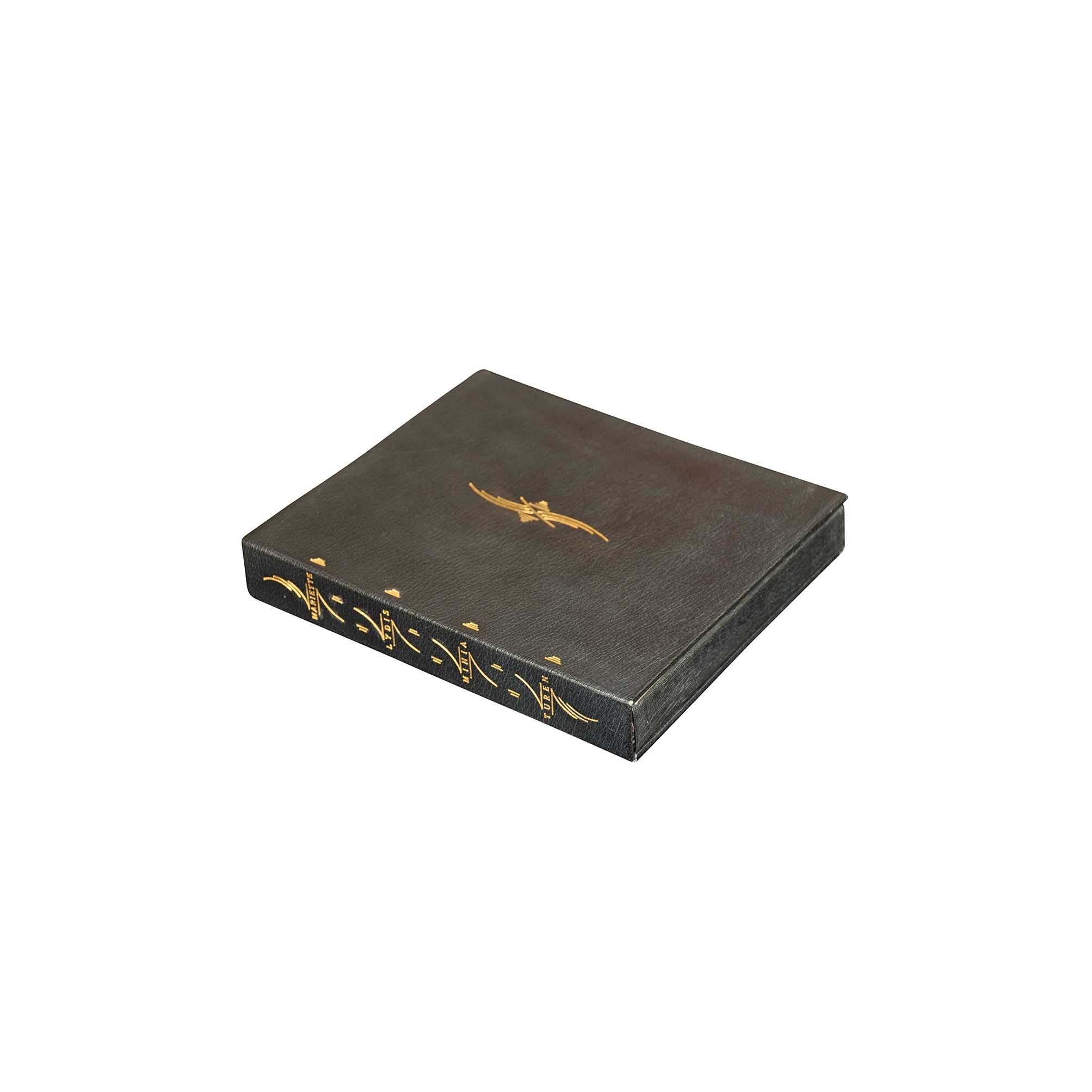 5699 Lydis Minaturen Luxury Edition 1924 Binding N