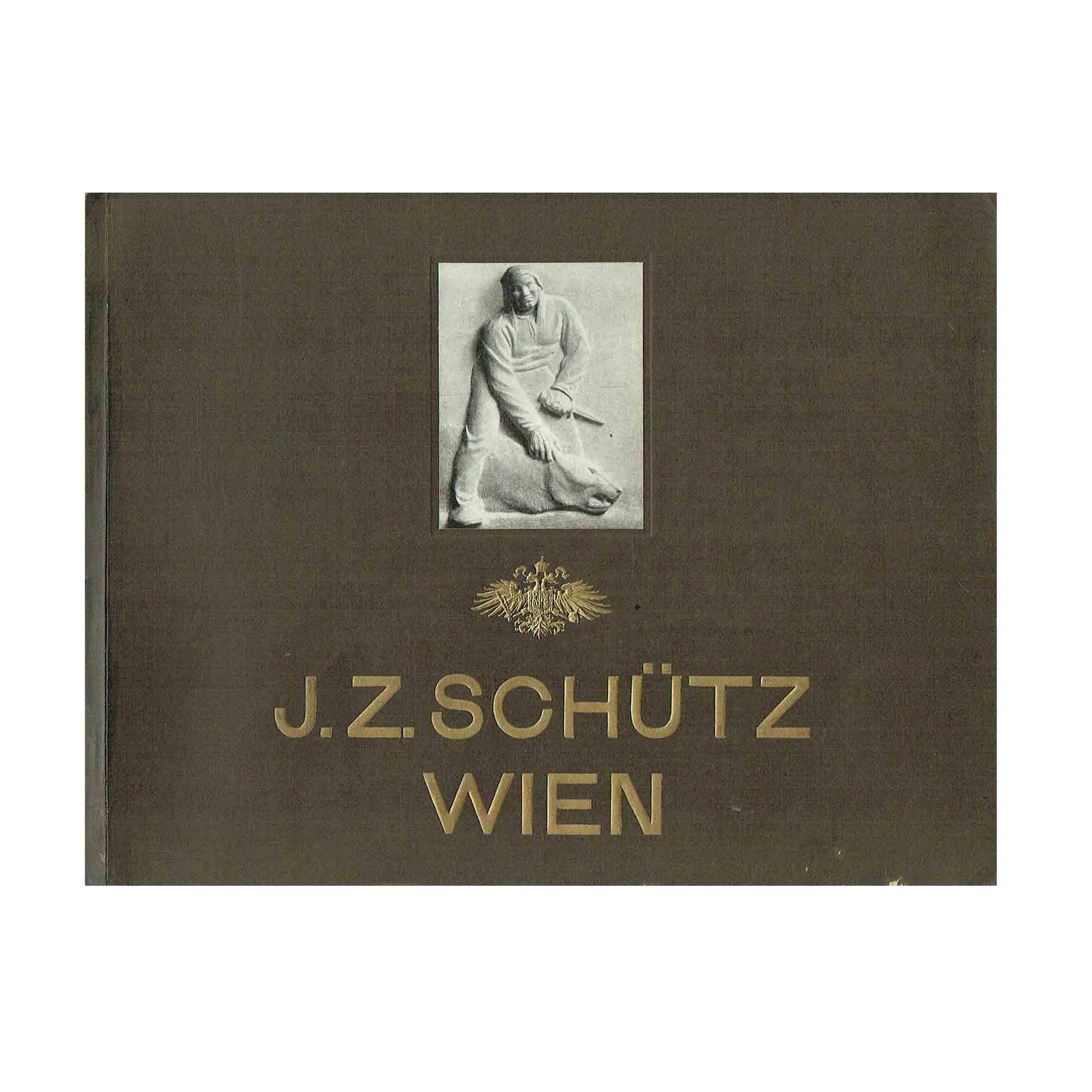 1300-1 Schuetz Fur Catalogue 1910 Cover 1 N