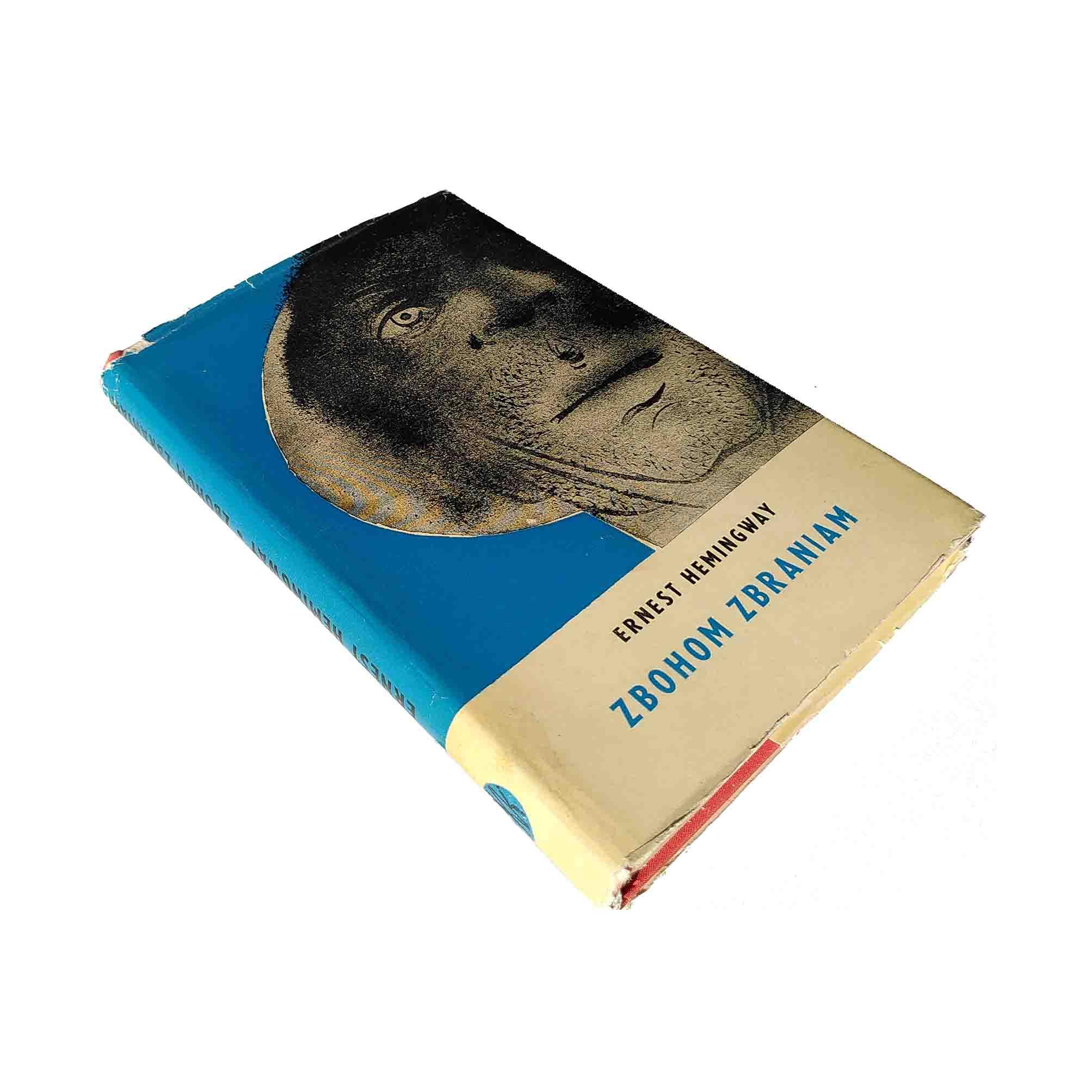5914 Hemingway Farwell Slovak First Edition 1964 Dust Jacket free N