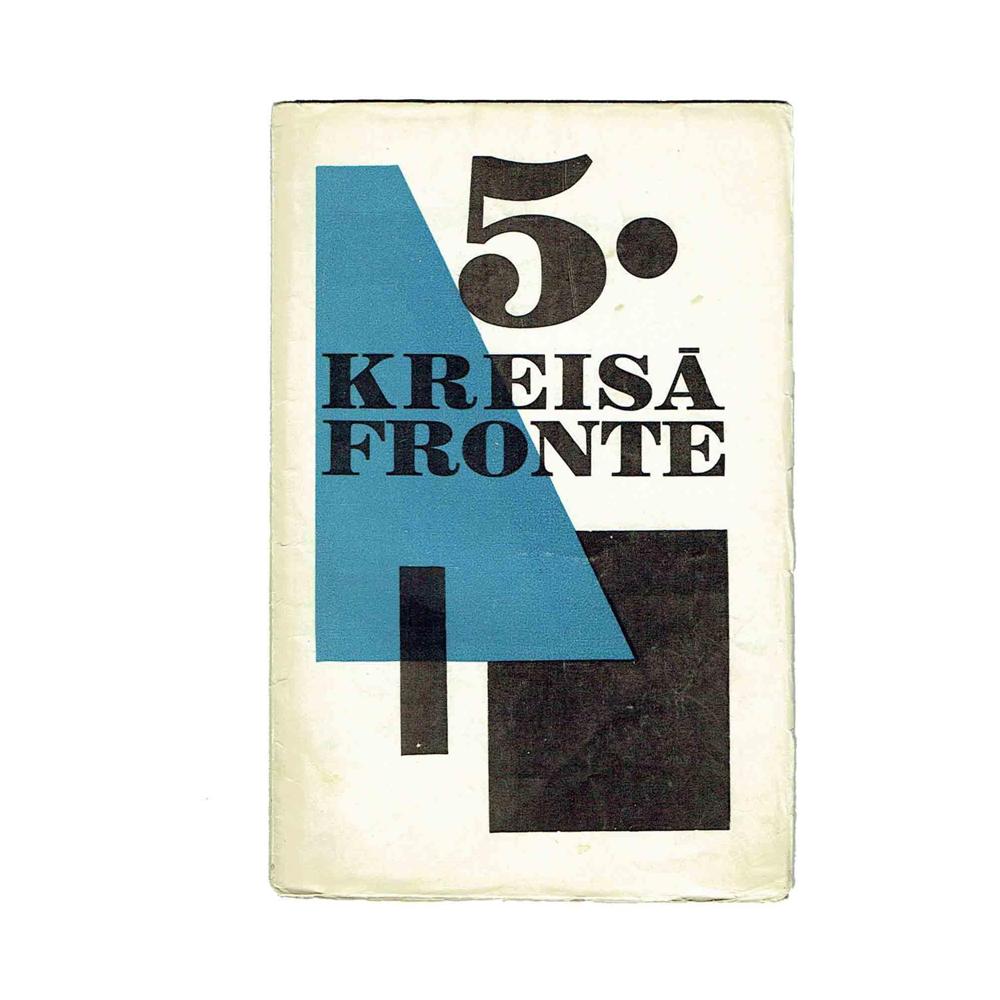 5835K Kreisa Front 5 1929 Umschlag recto frei N