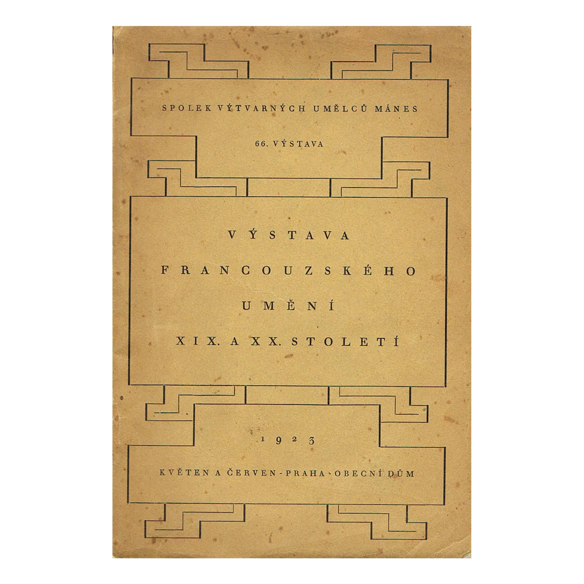01-1369-Benda-Vystava-Francouzskeho-Umeni-1923-1.jpeg