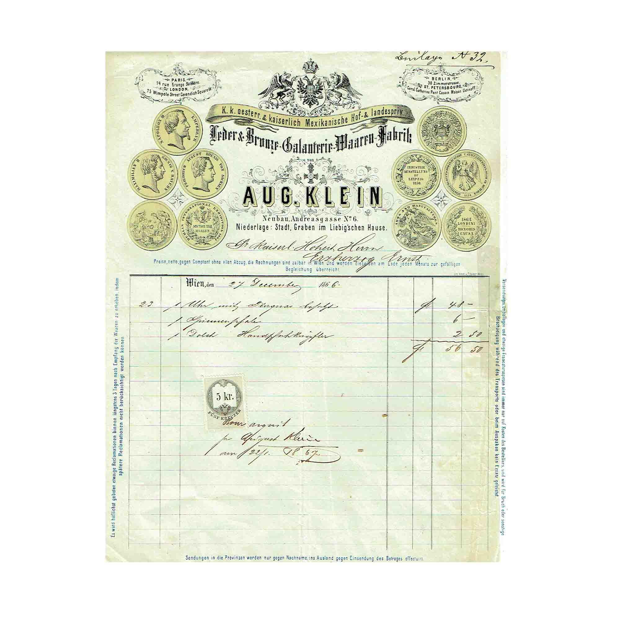 5435-Klein-Erzherzog-Ernst-Rechnung-1866-N.jpg