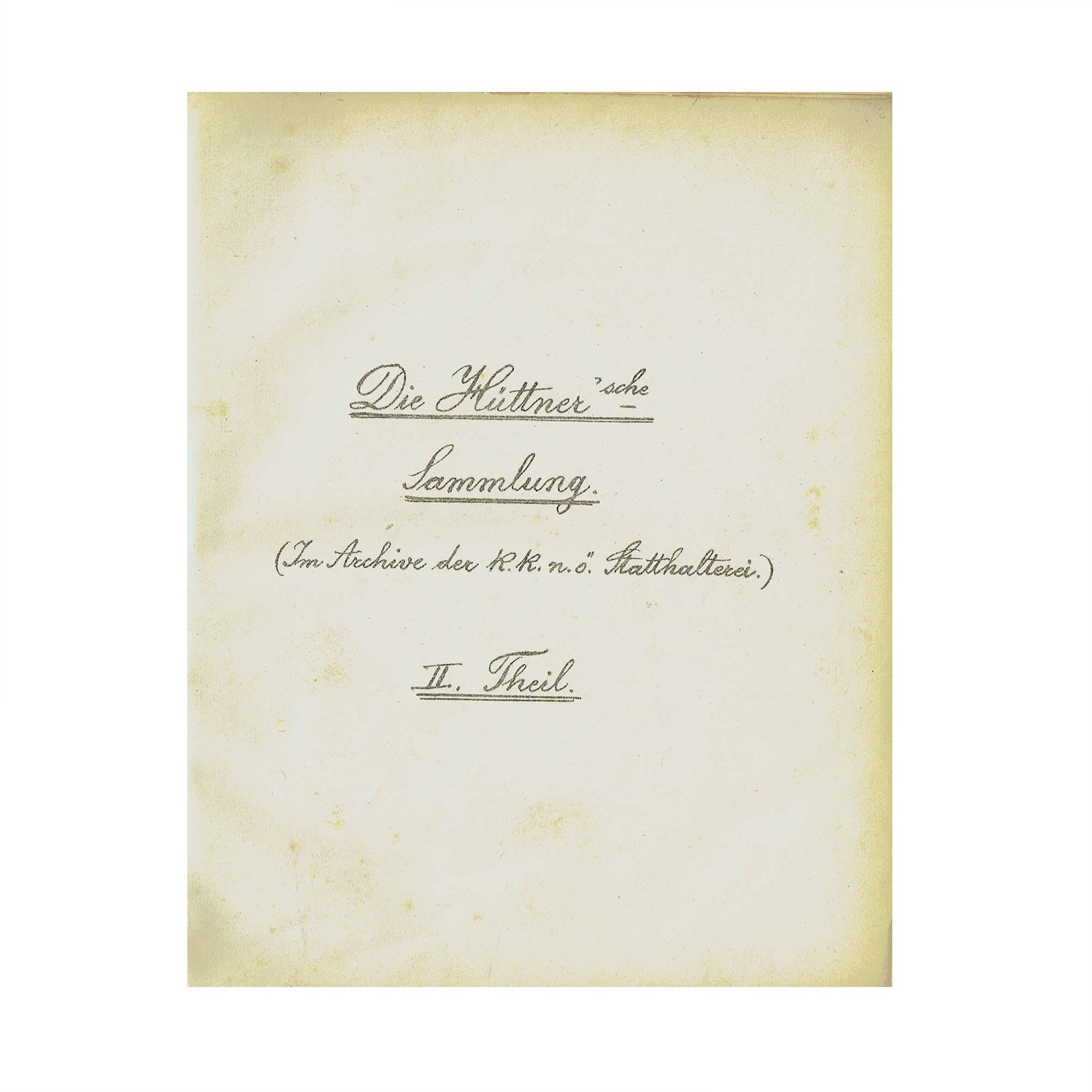 5494-Hüttner-Handschriften-Sammlung-NÖ-Titel-N.jpg