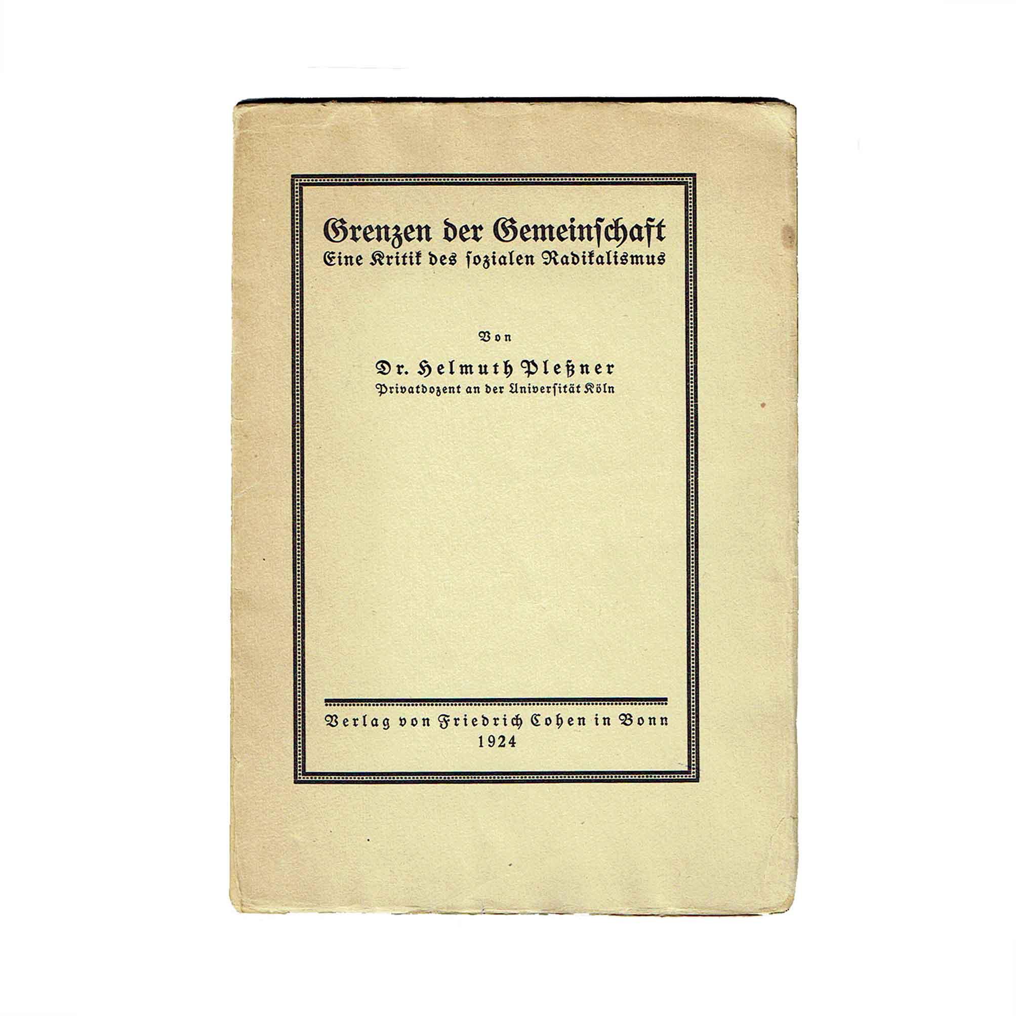 5515-Plessner-Gemeinschaft-1924-Umschlag-frei-N.jpg