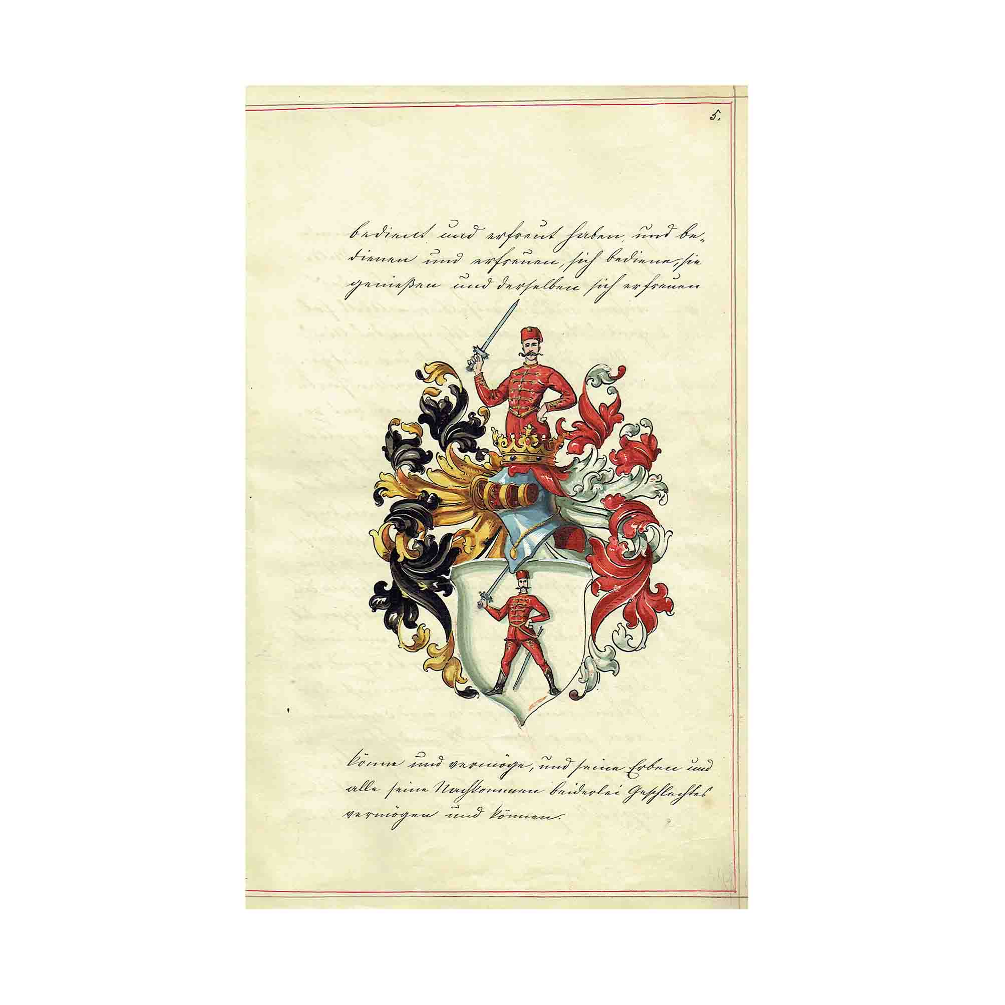 5673-Keszthely-Adelsdiplom-1712-Uebersetzung-Wappen-N.jpg
