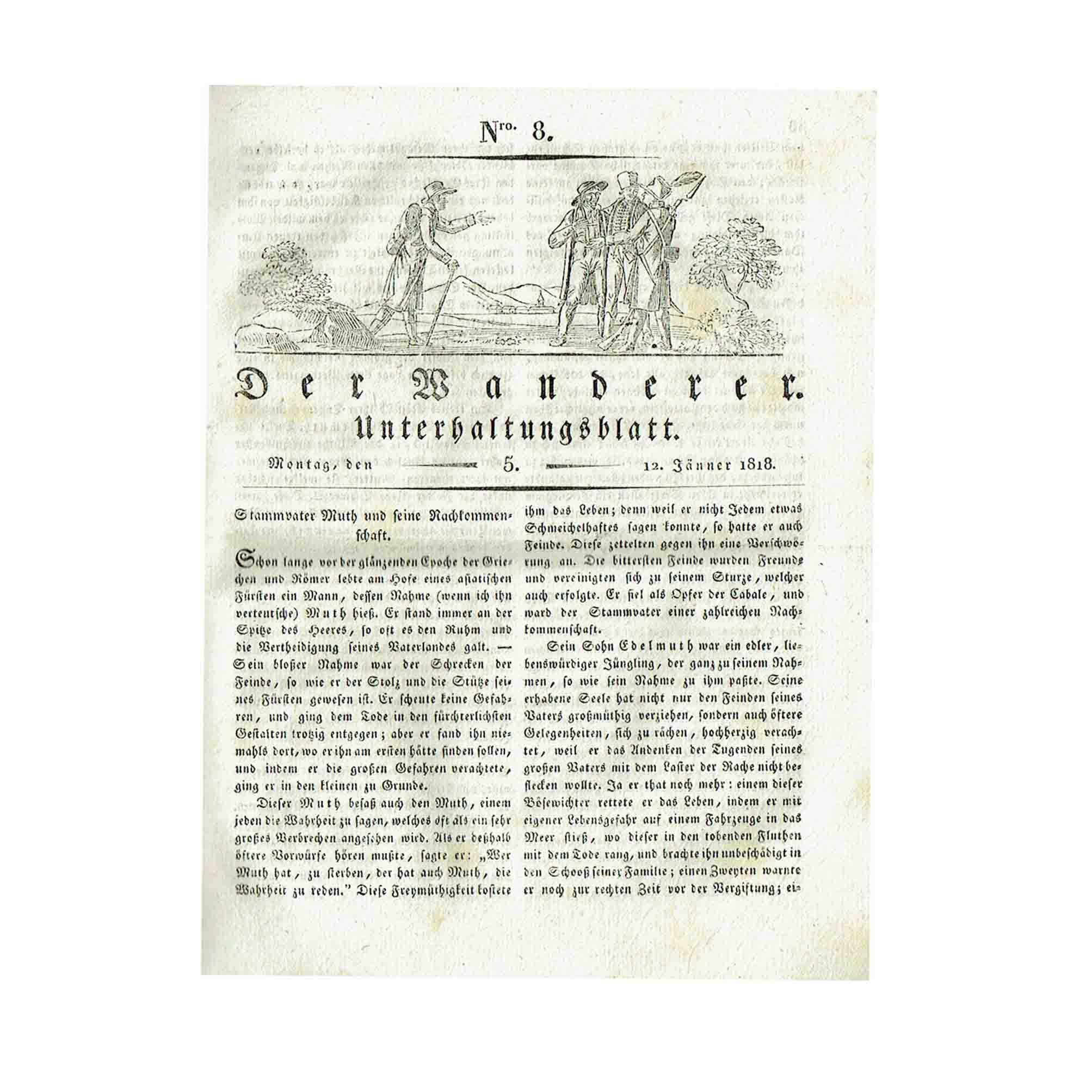 5702-Der-Wanderer-Wien-1818-Titelseite-N.jpeg