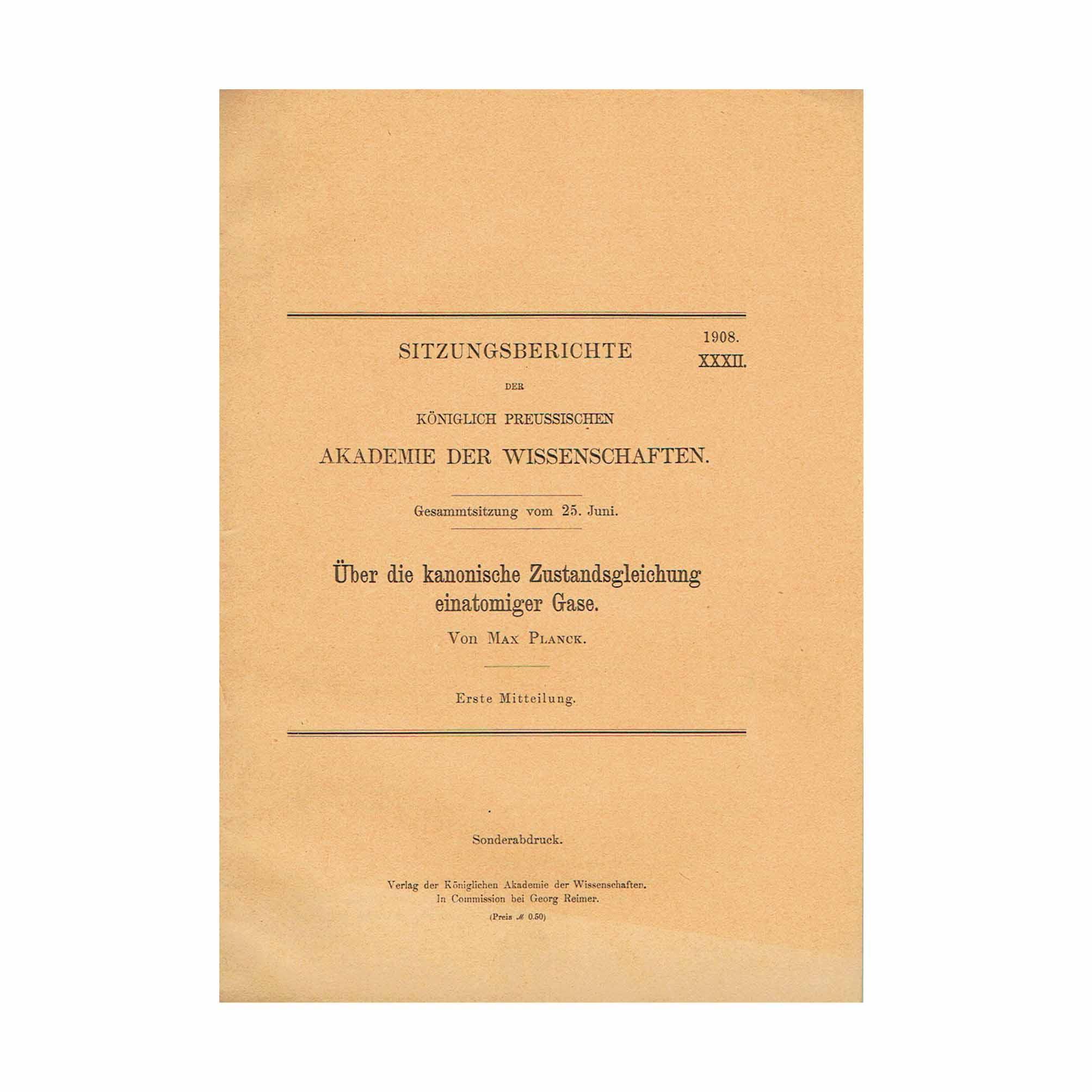 5814K-Planck-Zustandsgleichung-Einatomiger-Gase-1908-Front-Cover-N.jpg