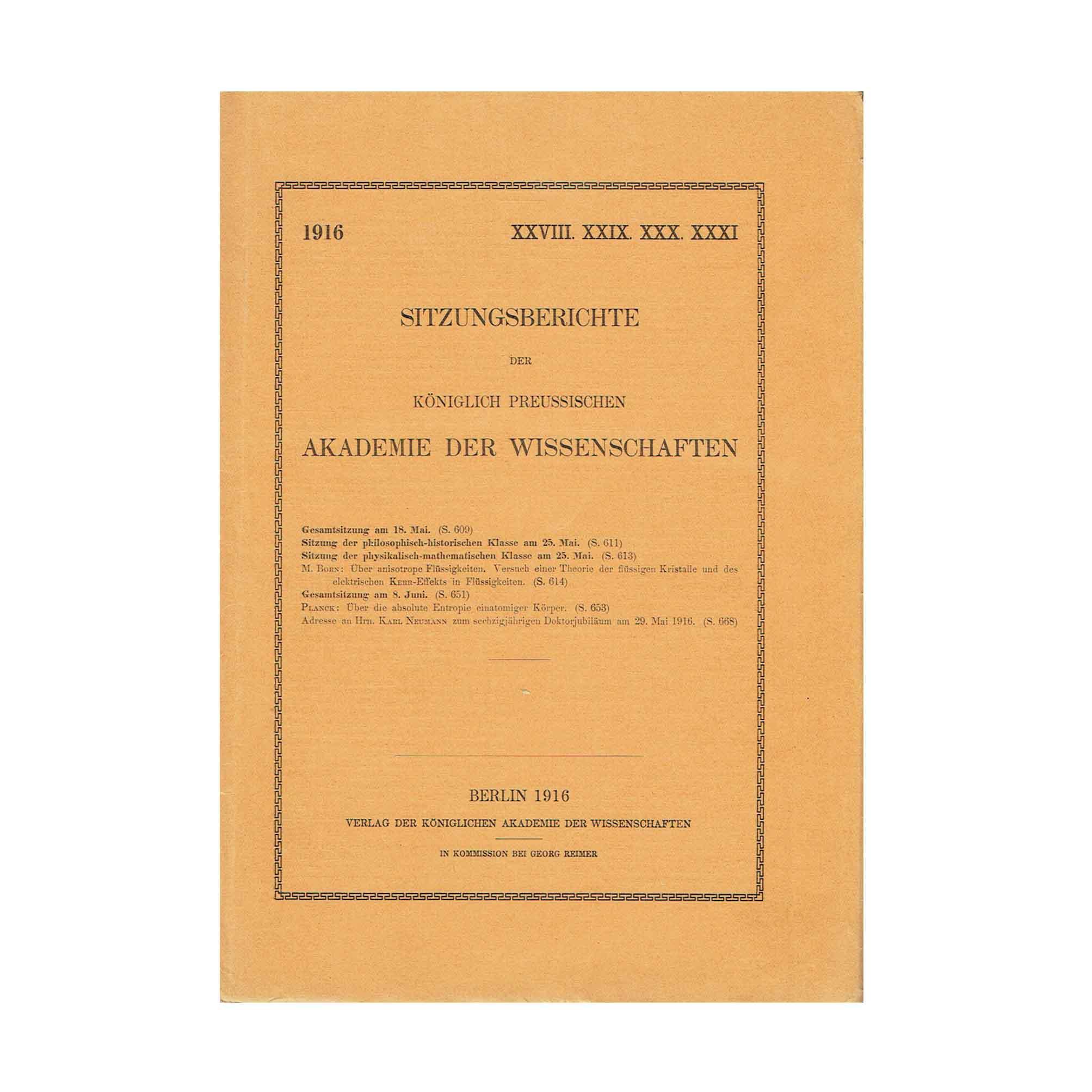 5821K-Planck-Entropie-Koerper-First-Separate-1916-Front-Cover-N.jpeg