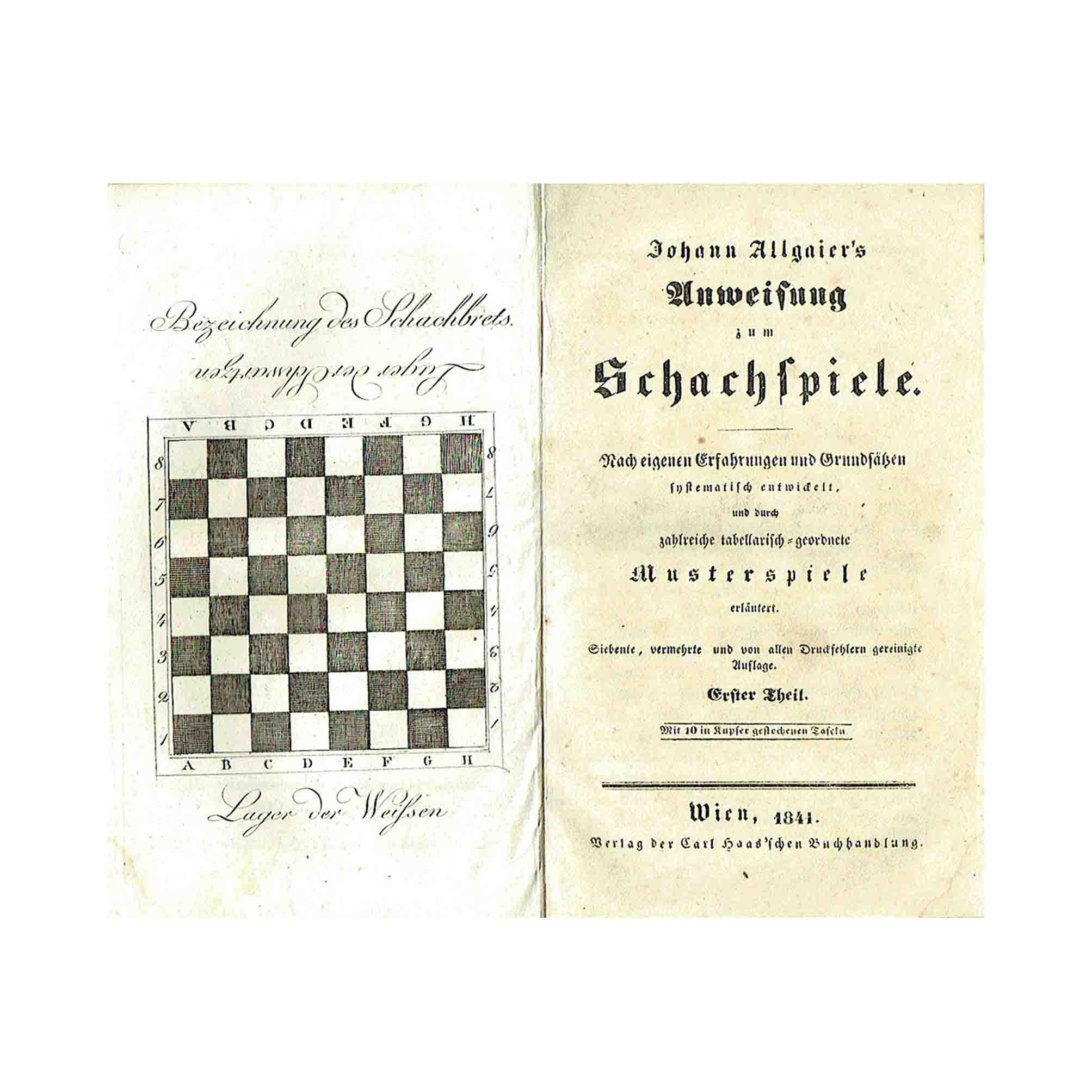 5844-Allgaier-Santo-Vito-Schach-Chess-1841-Frontispiece-Title-A-N.jpg