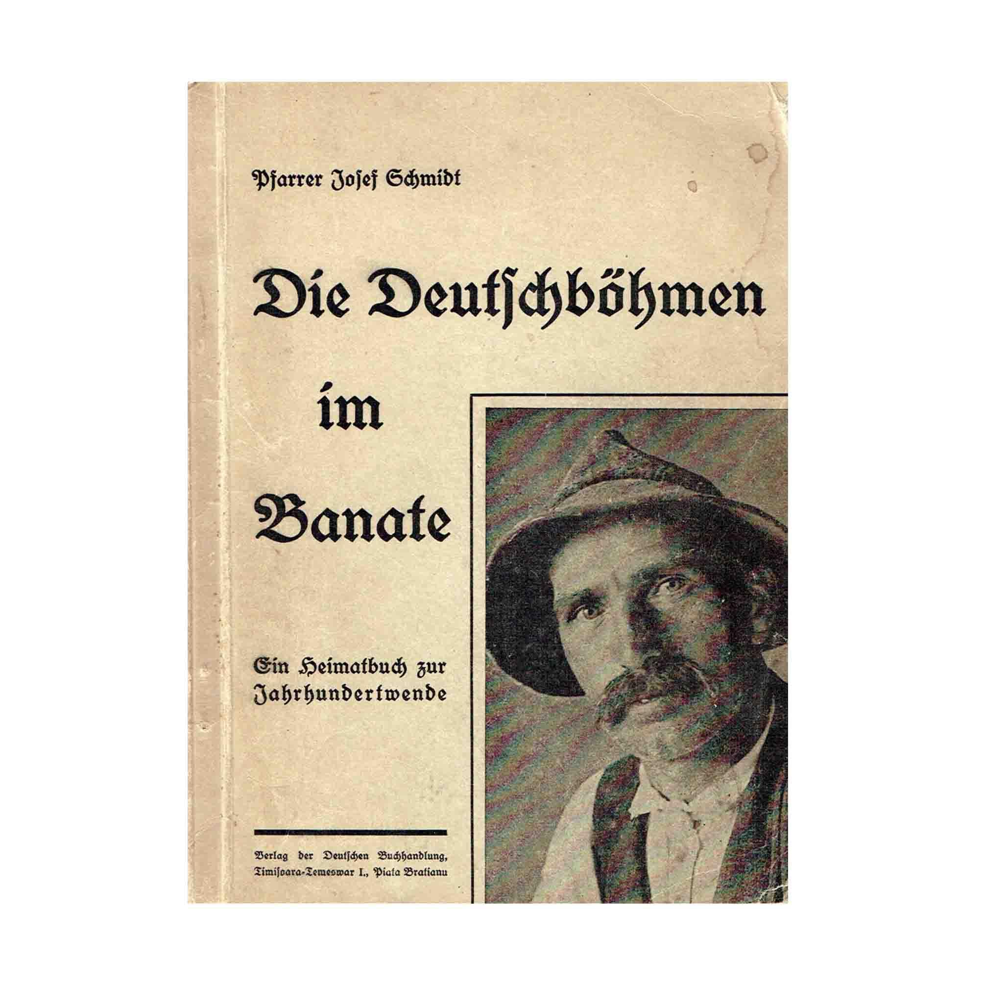 6067 Schmidt Deutschböhmen Banat 1938 Umschlag N