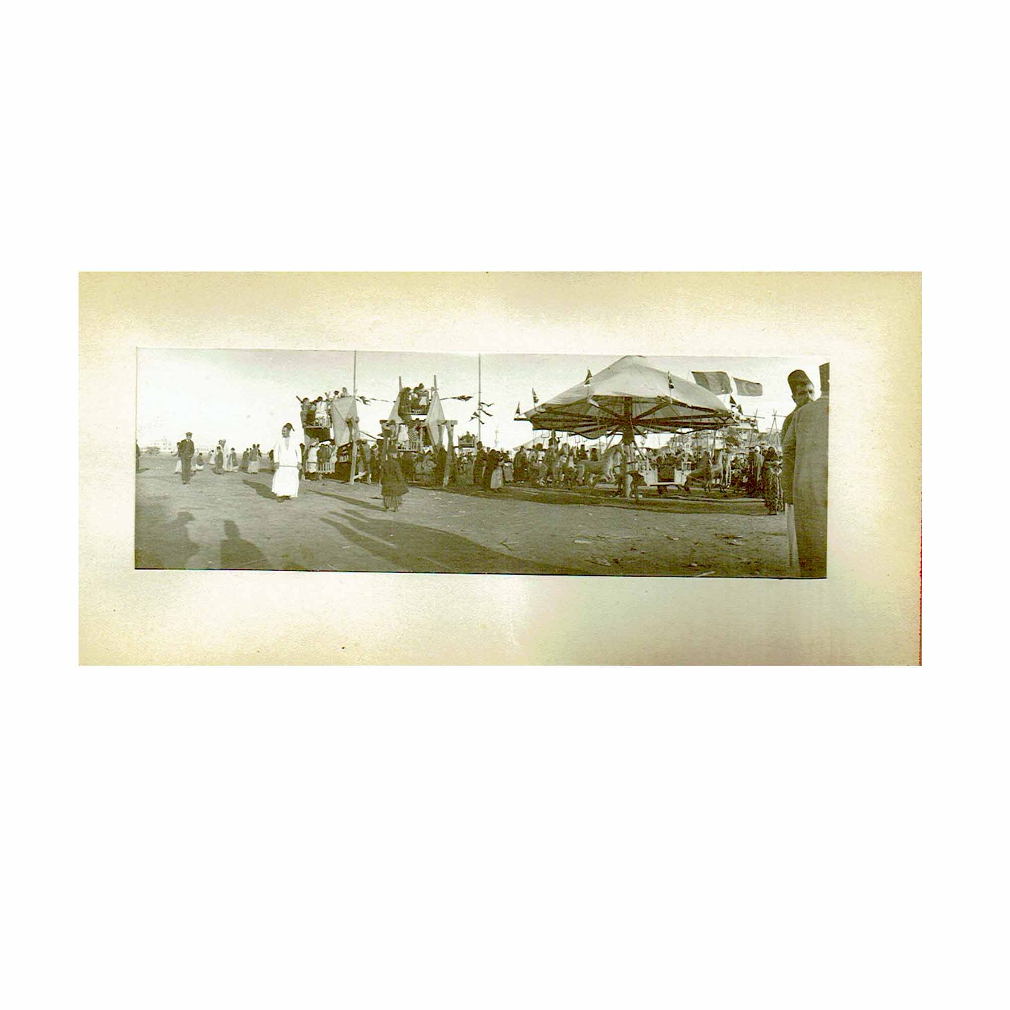 6088 Panoramic Photos Egypt 1905 Luna Park N