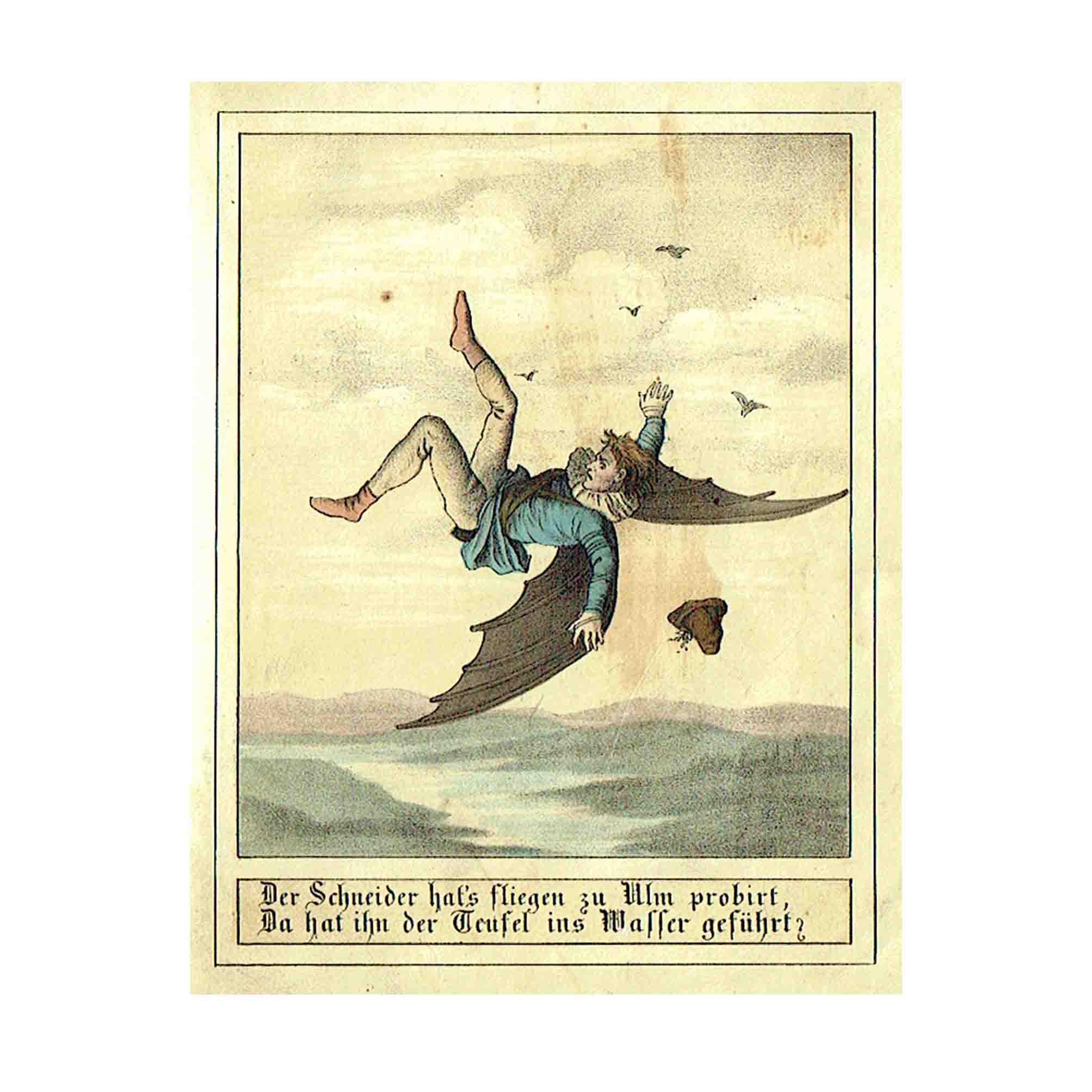 6090 Kies Schneiderlein 1859 Illustration 1 N