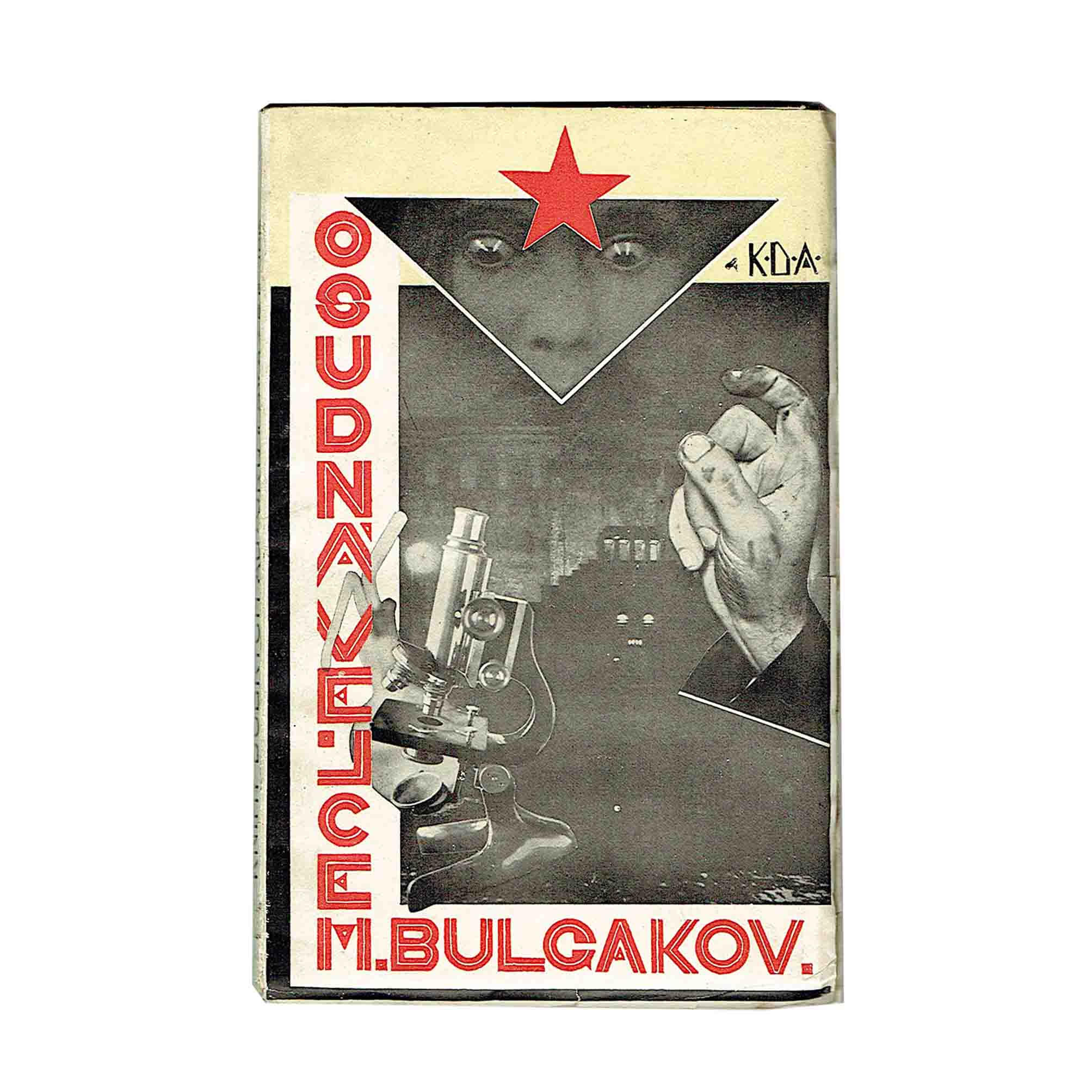 6092 Bulgakov Golovin Osudna 1929 A N